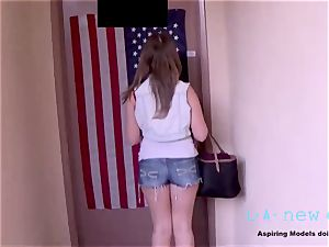 super-cute teen GETS ravaged AT audition audition BY AGENT