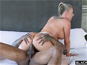 interracial pornography with additional class adult movie star and black boy Jason Luv