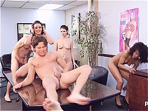 Getting wild in the office part 6