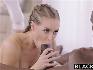 BLACKED Nicole Anistons never-to-be-forgotten 1ST IR