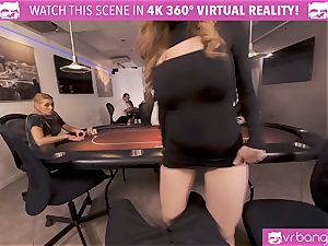 VRBangers.com-Busty honey is tearing up firm in this agent