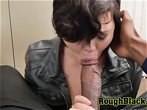 dame in dress gets screwed by nasty audition directors enormous sausage