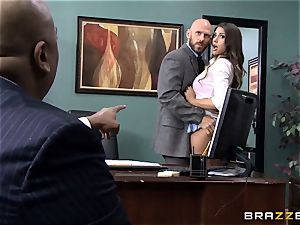 exquisite August Ames gets poked by the dean