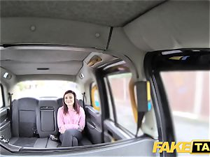faux taxi american redheads taut butt-hole drilled
