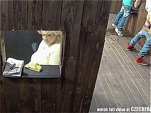 Czech fucksluts love gloryhole hookup