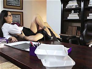 Asa Akira cheats in her mates crazy dream