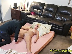 unexperienced Theater with Ms Paris Rose