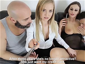 LOS CONSOLADORES - super-hot swinger four way with sizzling honies
