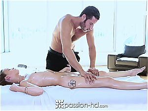 hook-up massage with Kacy Lane
