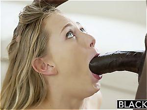 Carter Cruise luvs big black cock