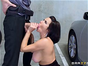 insane mature Veronica Avluv bent over and smashed