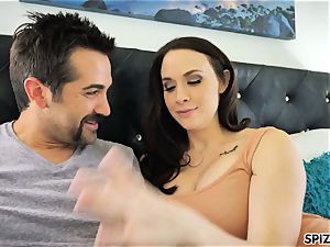 Spizoo - observe Chanel Preston inhaling and ravaging