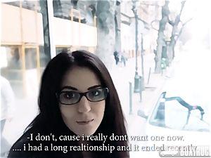 torrid Bella Beretta Wears her Glasses and gets screwed