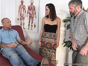 Jade Nile Has Her spouse inhale manmeat and observe Her
