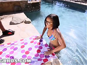 skin Diamond likes The phat ebony salami (bkb13559)