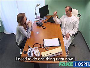 FakeHospital doc creampies killer taut vag